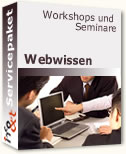 Seminare und Workshop zu Internet Webdesign und Marketing
